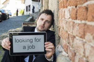 hbo afgestudeerd en geen werk unemployed-not-getting-hired